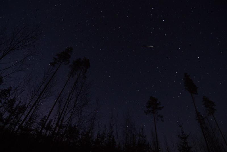tähtitaivas alkuperäne