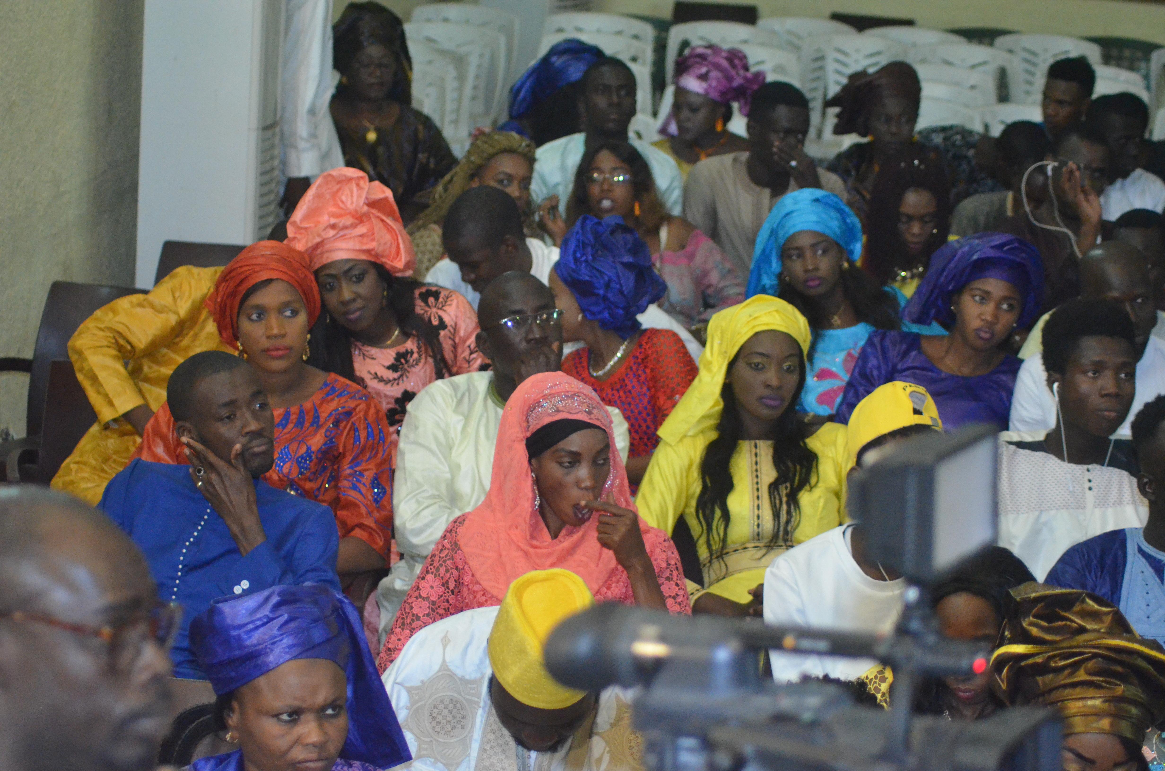Première Edition soirée culturelle de l'Association Boyinadji Ma fierté de Bokidiawé, le parrain Bocar Abdoulaye Ly appelle à l'union des cœurs (4)