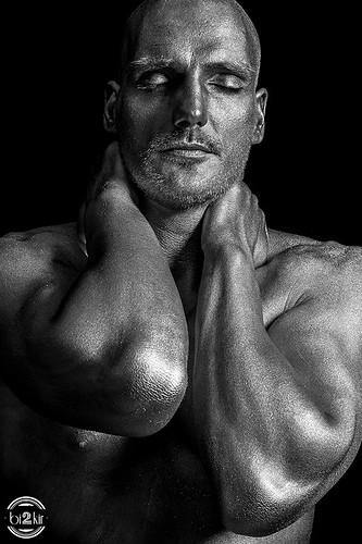 Portrait of Artist Ben Heine by Bi2Kir