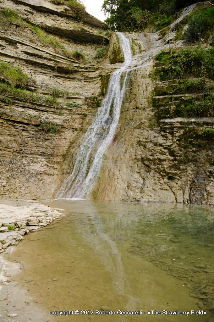Cascata del Presalino