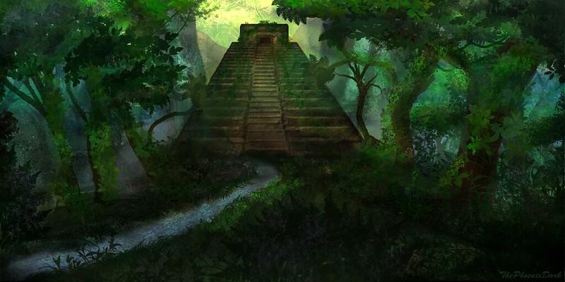 D'Acier et de Malepierre - Les Pyramides de Lustrie II 27075584228_9ee9c79656_c