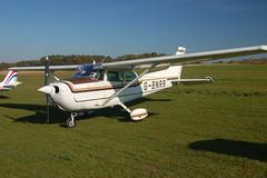 G-BNRR Cessna 172P Popham 121008