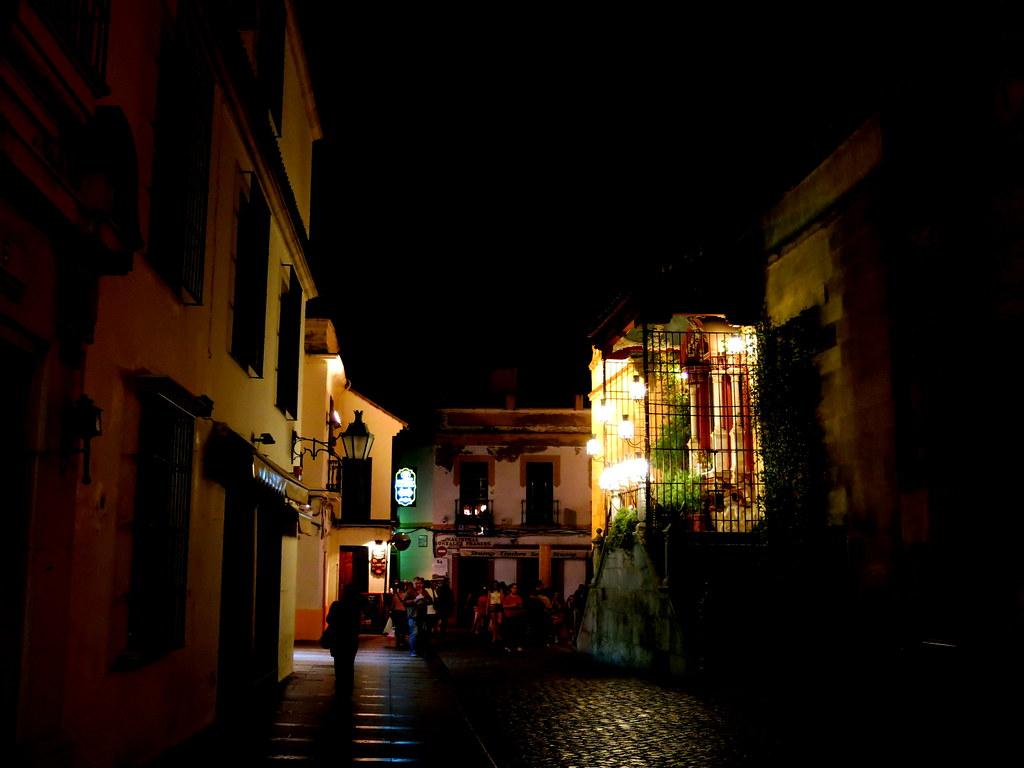 Tres días de octubre de 2017 en Córdoba
