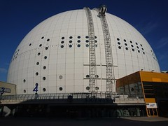 Ericsson Globe and SkyView