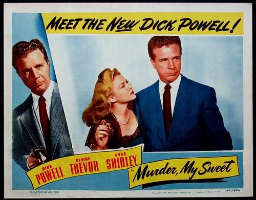Murder, My Sweet - lobbycard 4