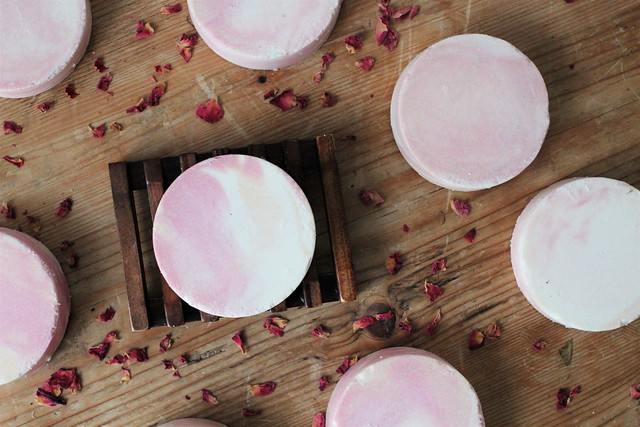 Wild Rose Salt Bars