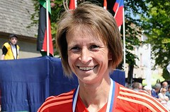 Radka Churaňová vylepšila český rekord na 100 km o více než 30 minut