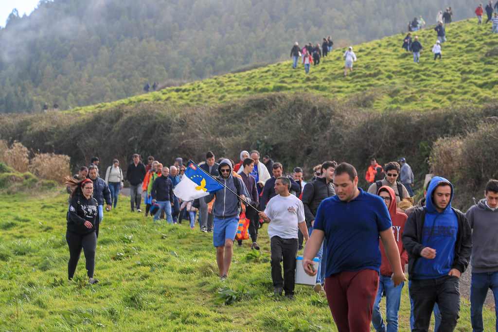 ambiance public during the 2018 European Rally Championship ERC Azores rally,  from March 22 to 24, at Ponta Delgada Portugal - Photo Jorge Cunha / DPPI