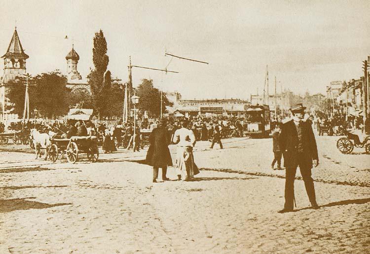 Галицкая площадь в Киеве