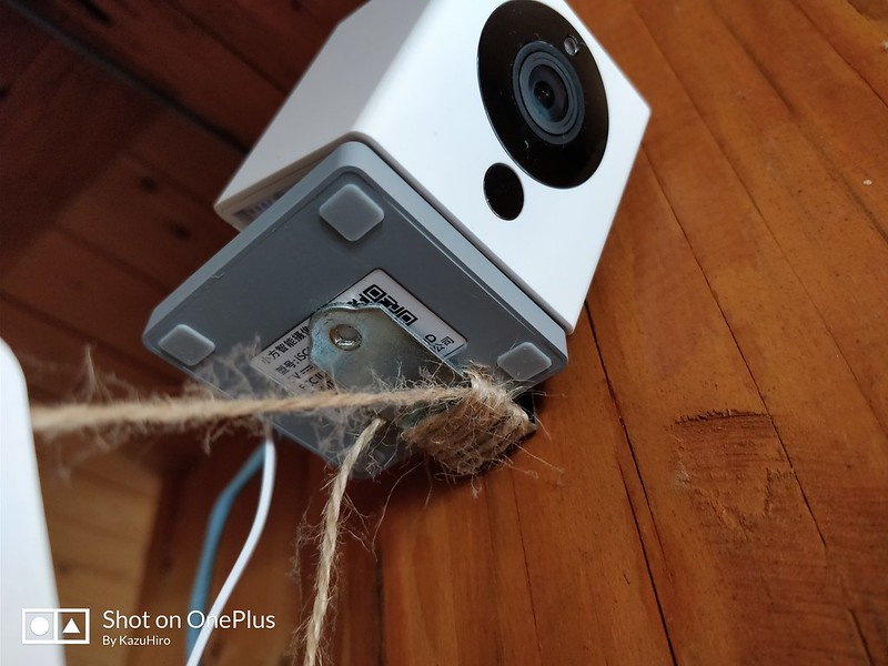Xiaomi Xiaofang IP Camera IPカメラ 録画映像 (3)