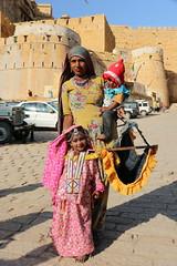 Indien 2015 - 5.Tag, Jaisalmer