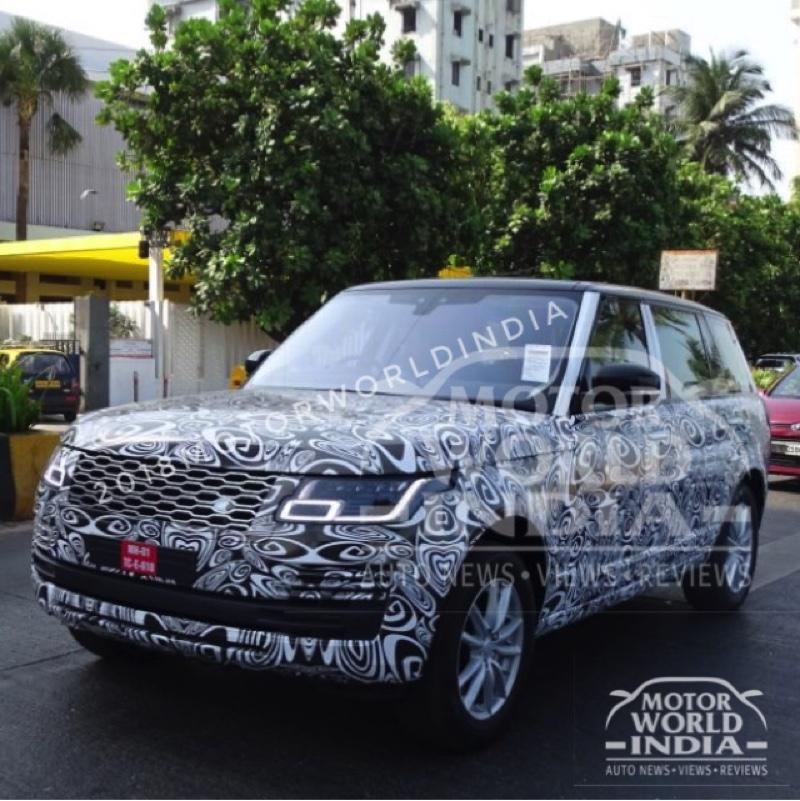 2018 Range Rover Sport Scoop
