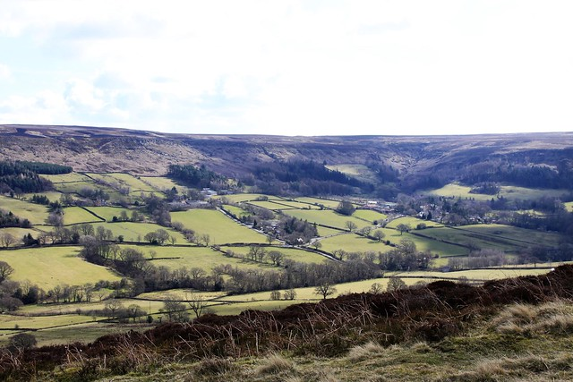 North Yorkshire Moors, Canon EOS 50D, Canon EF 24-105mm f/4L IS