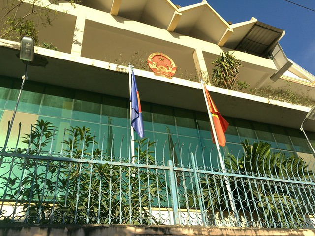 バッタンバンのベトナム領事館