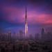 Burj Khalifa Launchpad by albert dros