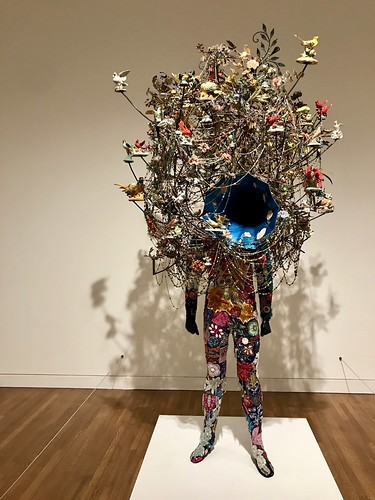 Nick Cave at the National Gallery