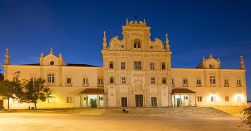 Sé Catedral de Santarém - Praça Sá da Bandeira