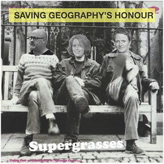 Saving Geography's Honour