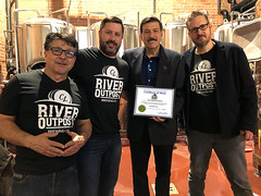 River Outpost Brewing Company Comes to Peekskill