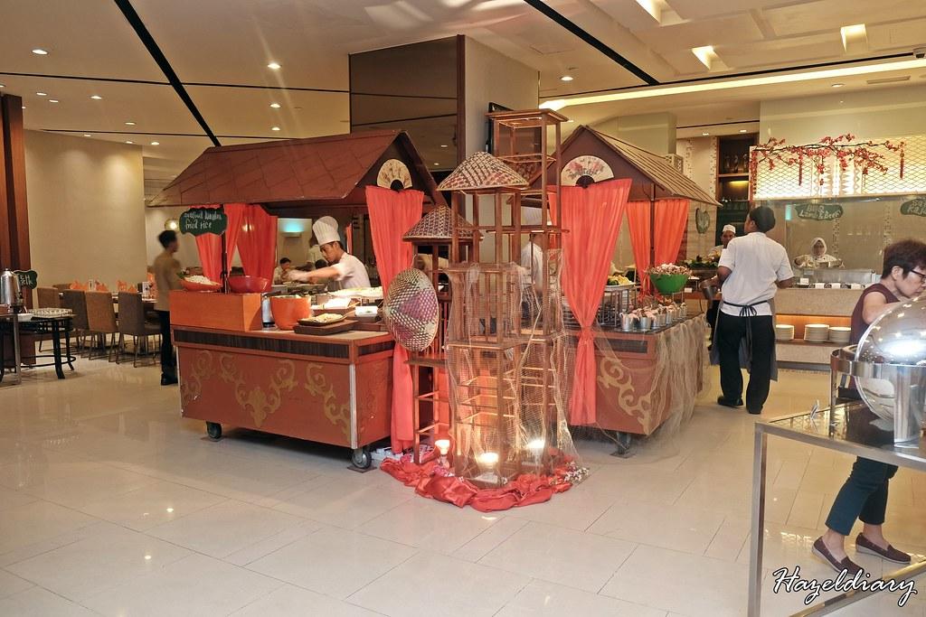 Seri Mutiara Restaurant at Mutiara Hotel JB