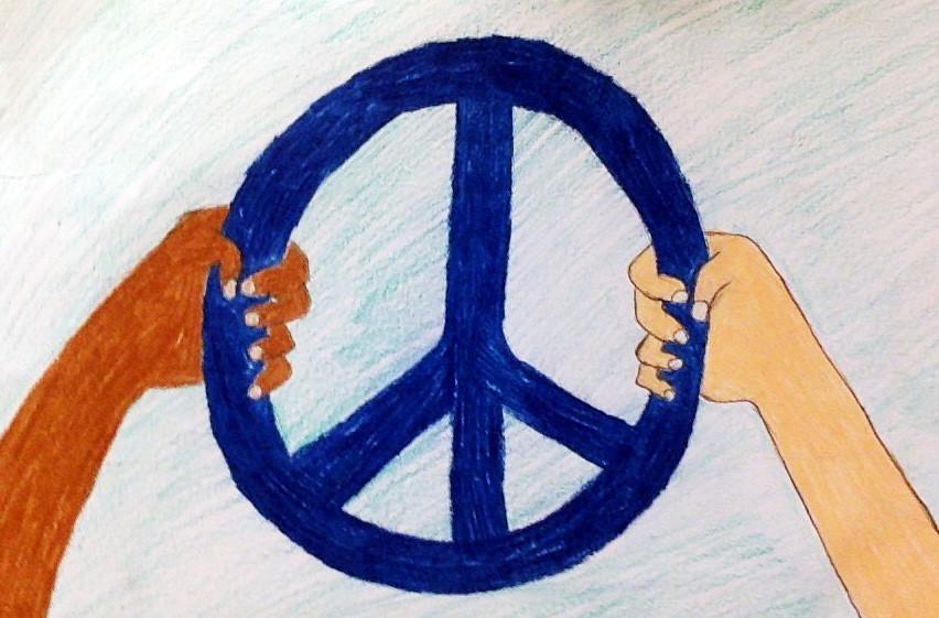 Draw Peace - Dessiner la paix