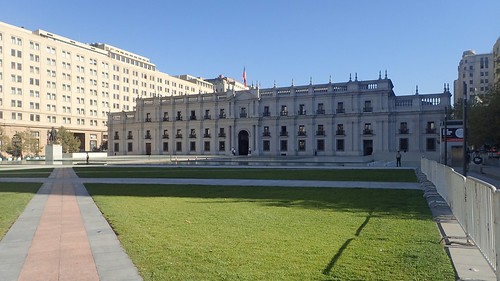 Santiago- Presidental Palace