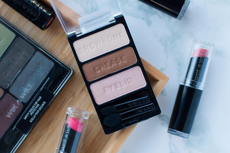 stylelab wet n wild color icon eyeshadow blush lipstick-15