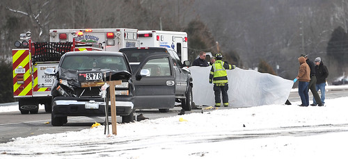 Route 421 accident