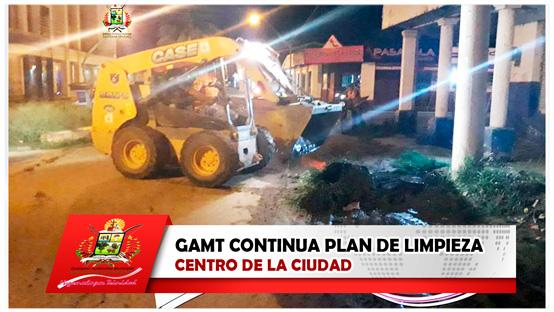 gamt-continua-plan-de-limpieza-centro-de-la-ciudad