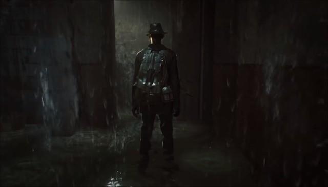 The Sinking City - Rain