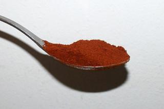 04 - Zutat Paprika / Ingredient paprika