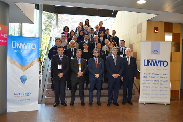 UNWTO TedQual Meeting - Andorra, 20 March 2018