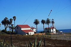 New lighthouse at Cabrillo National Monument - San Diego, CA