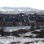 East Wichel in snow