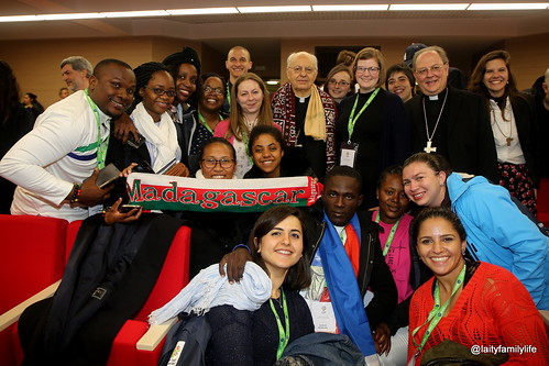 Second day - Pre-Synodal Meeting of Young People. 19-24 March 2018