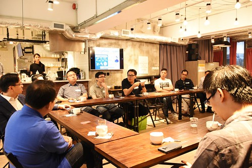 iTea 茶聚「一站式服務配對平台」