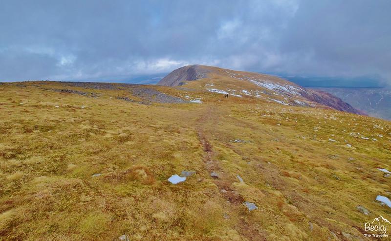 Cadair Idris back via Mynydd Moel- Snowdonia Wales