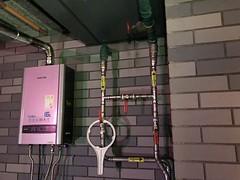 [安裝實績]小金剛全戶式過濾器-全屋淨水器-南港-小伍淨水