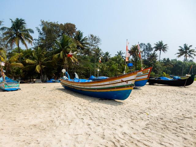 Kerala plage de Marari, Nikon COOLPIX S9700