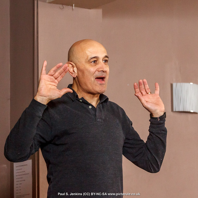 What's Next? Exploring Science of the Future - with Jim Al-Khalili at Pompey Skeptics, 8 March 2018