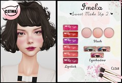 {Imeka}Sweet Make-up 2 for Catwa