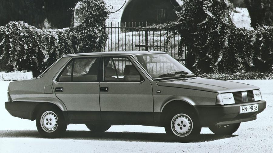 Fiat Regata 1983