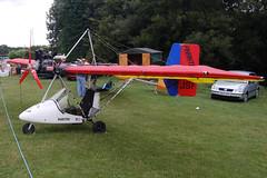 G-MJSF Skyrider Airsports Phantom (SF-105) Popham 030808