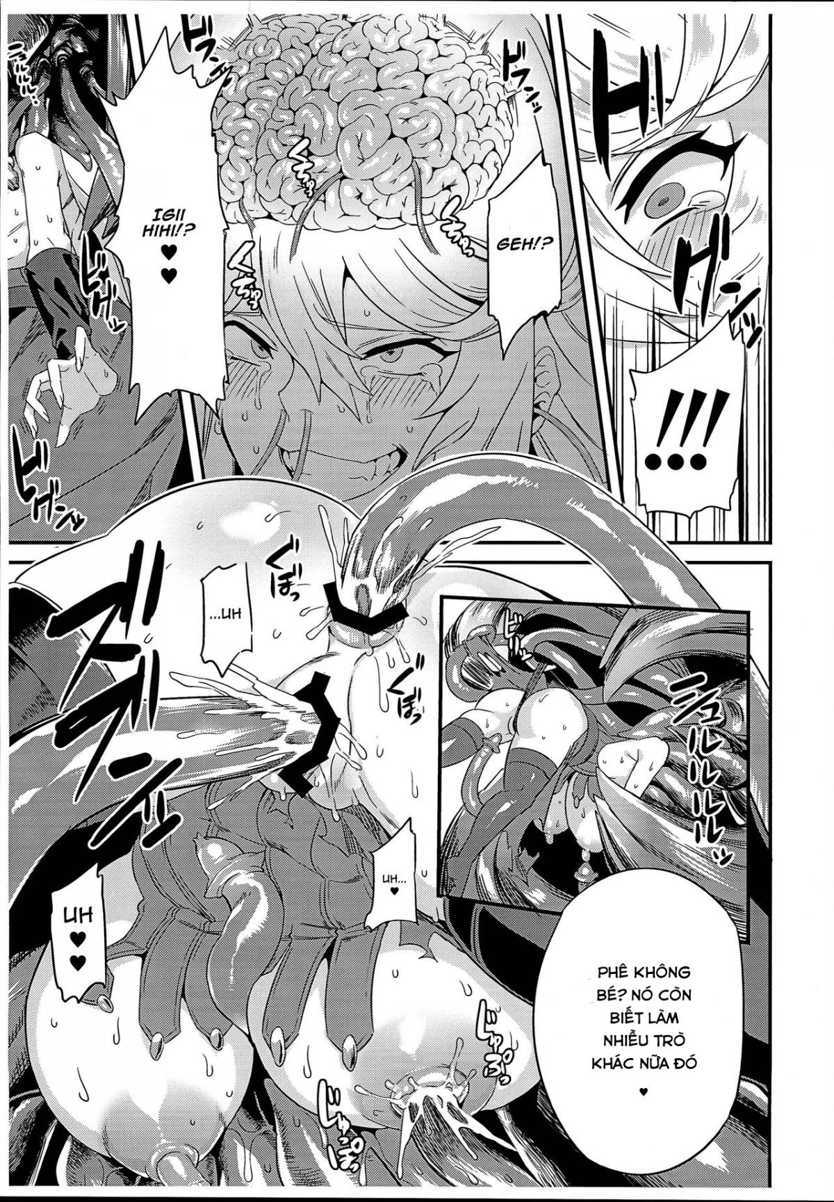 Hình ảnh  trong bài viết Truyện hentai Hentai Draph Bokujou Gaiden
