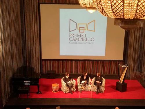 Presentación del Premio Campiello