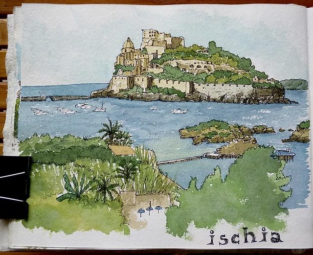 Ischia, Panasonic DMC-FS16