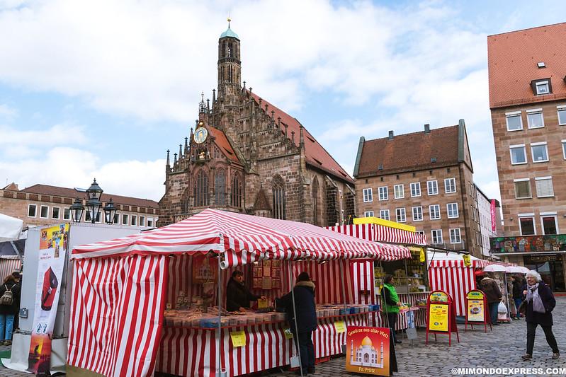 Plaza del mercado central