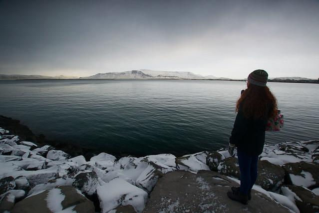 Elen, Perlan, Reykjavík, February 2018