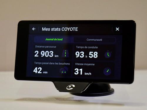 Coyote GPS Alerte
