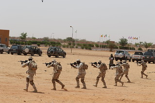 Flintlock 2018 training in Tahoua, Niger